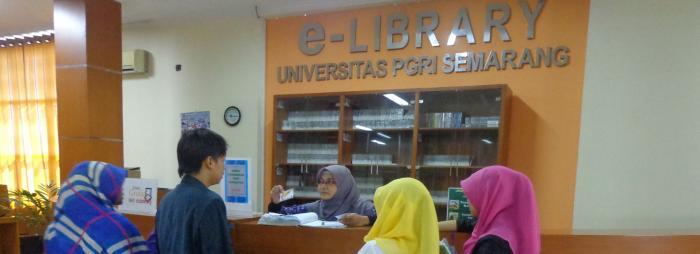 Tata Cara Penggunaan E-Library